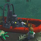 Лего водна поліція