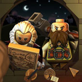Лего Хоббіт: Ситний Вечеря