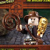 Лего Індіана Джонс 2: Встигнути поки не задавило