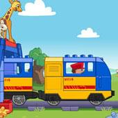 Лего Дупло поїзда