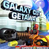 Гонитва за космічному Лего місту