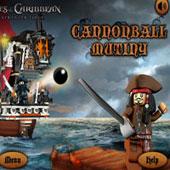 Lego Пірати Карибського моря: Стрільба з гармат