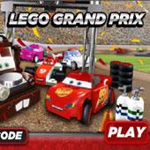Лего Тачки 2: Круті віражі