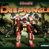Роботи Лего: Бої в джунглях