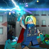 Лего Месники 2: Тор