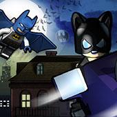 Бетман лего: супер гонки