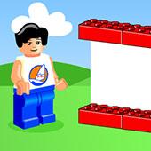 Лего будинок: Будівництво
