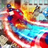 Лего 1 - Капітан Америка