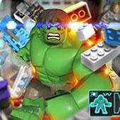 Лего: Халк Головоломка