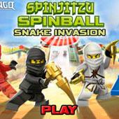 Лего Ніндзя Го: Атака змій